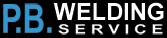 PB Welding Service Logo